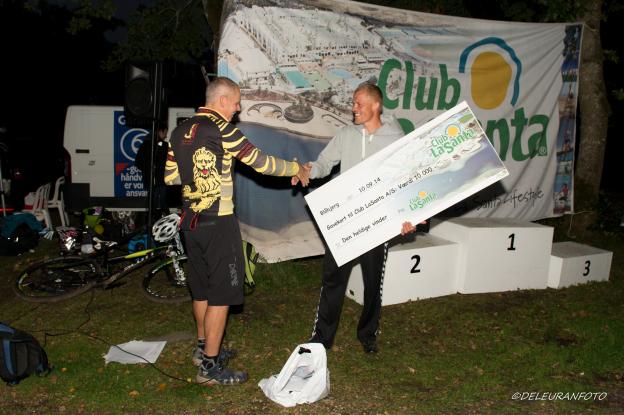 Vinder af Club La Santa Gavekort - Allan Laumann